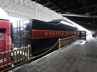 NW J #611, Virginia Museum of Transportation