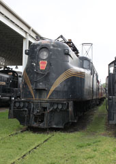 PRR GG1 #4919, Virginia Museum of Transportation