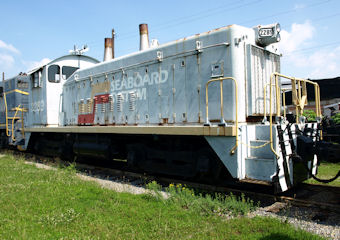 SBD SW-9 #2289, Virginia Museum of Transportation