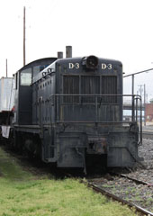 WLE NW2 #D-3, Virginia Museum of Transportation