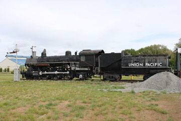 UP P-1 #3206, Inland NW Rail Museum