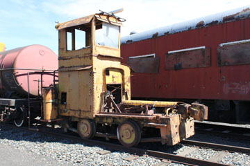 Beet Facory Switcher, Northern Pacific Railway Museum
