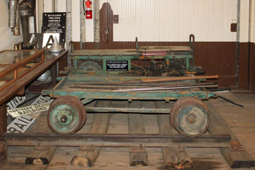 MOW Vehicles, Northern Pacific Railway Museum
