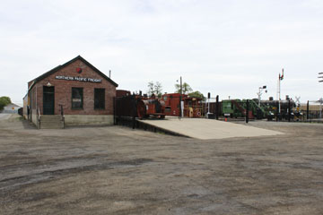 Northern Pacific Railway Museum, Toppenish