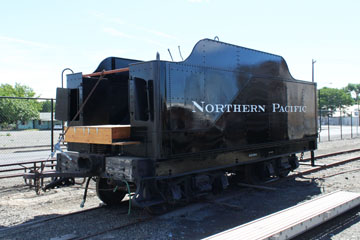 NP S-4 #1364, Northern Pacific Railway Museum