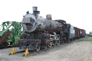 NP Q-3 #2152, Northern Pacific Railway Museum