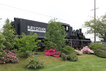 RAYO #4, Port Angeles