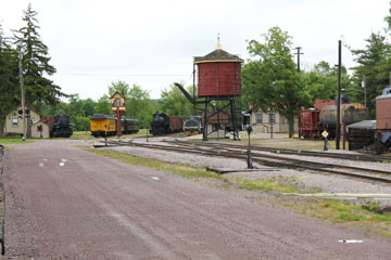 Mid-Continent Railway Museum, North Freedom