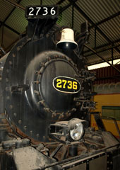 CO K-4 #2736, National Railroad Museum