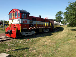 SP Alco S-6 #1203, National Railroad Museum