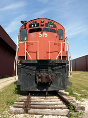 GBW Alco C430 #315, National Railroad Museum
