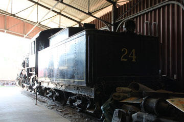 LSI SC4 #24, National Railroad Museum