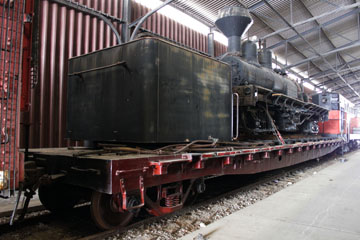 Pardee & Curtin Lumber Co. #12, National Railroad Museum