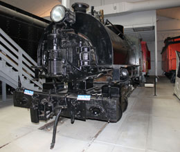 Pullman Car & Manufacturing Co. #29, National Railroad Museum