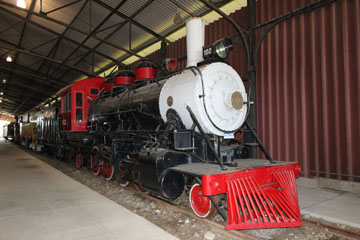 Sumter & Choctaw #102, National Railroad Museum