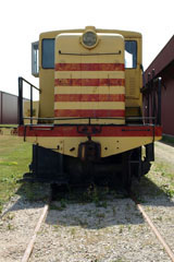 SPUD GE 44 Ton Switcher #441, National Railroad Museum