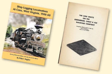 Cass Logging Locomotive Books