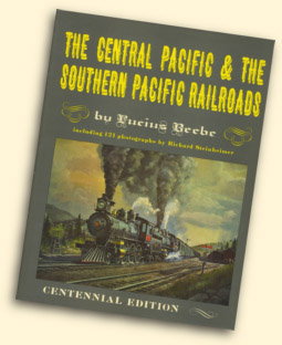 Beebe, Central Pacific & Southern Pacific
