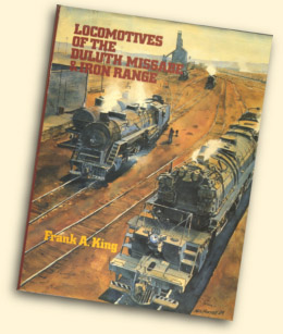 King, Locomotives of the DMIR