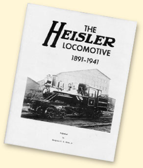 Kline, The Heisler Locomotive