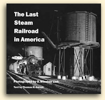Link, Last Steam Railroad in America
