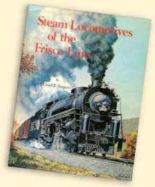 Stagner, Steam Locomotives of the Frisco Line