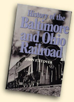 Stover, History of the Baltimore and Ohio
