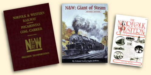 Norfolk & Western Histories